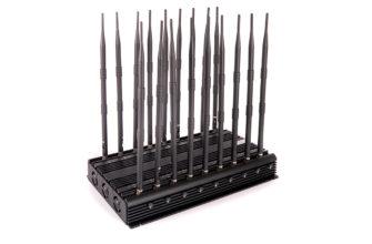 Технологии Контроля  — Блокиратор/ GSM мультичастотный Терминатор 200-18x42