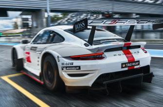 Порше Центр Москва приглашает на Porsche Sport Challenge.