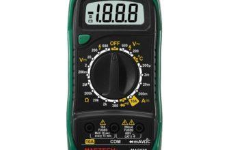 Купить Портативный мультиметр цифровой Mastech MAS838 Mastech 13-2008 по цене 1384.37 р. в наличии vdl131680