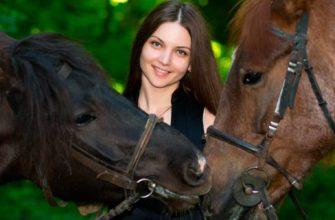 Романтическая прогулка на лошадях от конноспортивного клуба «Тракенен» — купить сертификат в Минске для себя или в подарок