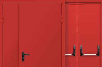 Противопожарные двери: сертификаты, размеры, ГОСТ