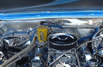 Сертификат на двигатель