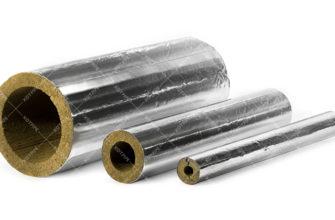 Цилиндры базальтовые теплоизоляционные EXPERT ISOL