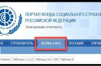 Код ошибки 519 отправка в ФСС: регистрационный номер страхователя не найден в справочнике