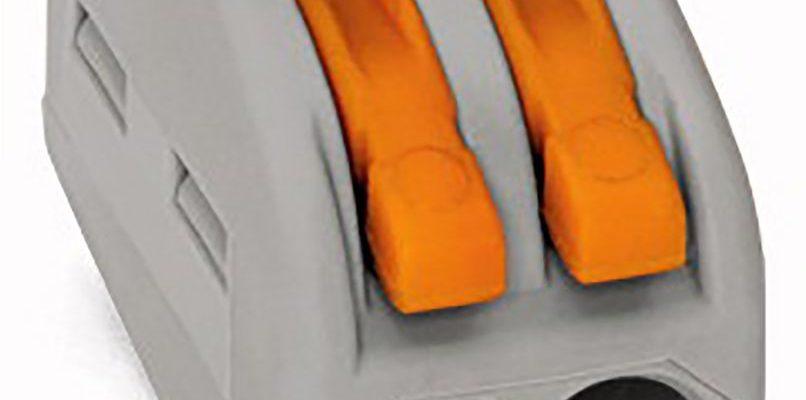 Купить Клеммник универсальный 2х(0.08-2.5) WAGO 222-412 оптом, цена