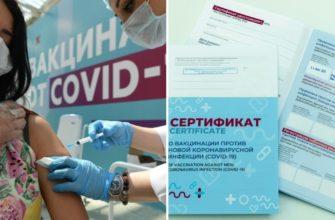 Сертификат о вакцинации от коронавируса: как выглядит, где и как получить