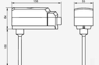 RAK-TW.1200B-H   S55700-P117 SIEMENS Капиллярные и накладные термостаты цена, купить