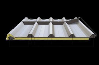 Уплотнитель ТСП-К-а – уплотнитель для кровельных сэндвич панелей производства компании МеталлПрофиль