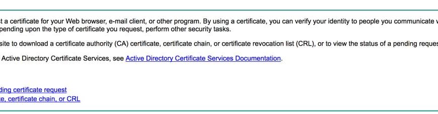 Генерация CSR на Microsoft IIS 7.x, 8 для SSL сертификата на AdvantShop
