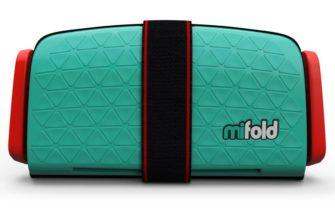 Mifold compact Бустер автомобильный - the Grab-and-Go Booster seat/Charcoal Grey, темно-серый: MF12-RU/CHL/B2B, 3 989 руб. - купить в Москве   Интернет-магазин Олант
