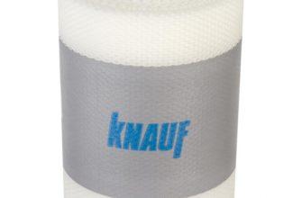Кнауф Флэхендихтбанд лента гидроизоляционная 10000х120/70 мм