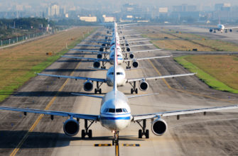 IATA - Международная ассоциация воздушного транспорта