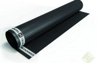 Мембрана профилированная PLANTER-Стандарт (уп-40м.кв.) 2м*20м купить в интернет-магазине Идеи для дома