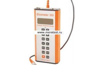 Цифровой толщиномер покрытий Elcometer 355 - Продажа и производство оборудования неразрушающего контроля | ПромГруппПрибор