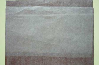 Бумага микалентная консервационная каландрированная