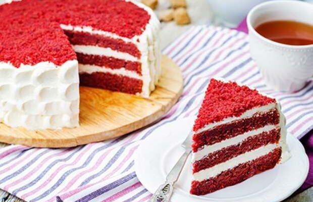 Секреты приготовления торта «Красный бархат» - БУДЕТ ВКУСНО! - медиаплатформа МирТесен