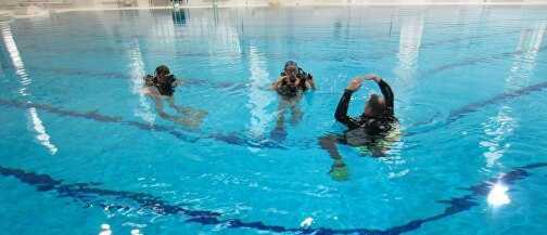 Scuba Diving: DiveSSI