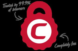 Comodo PositiveSSL certificate купить от 1007 ₽ в год —