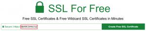 RU-CENTER - Часто задаваемые вопросы о SSL-сертификатах