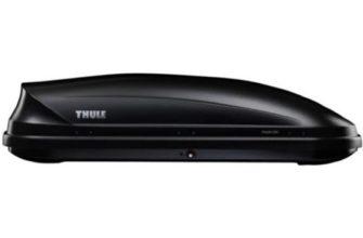 Автомобильный бокс Thule Pacific (200) черный 410л. (631215) — купить в интернет-магазине ОНЛАЙН ТРЕЙД.РУ
