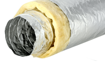 Гибкий воздуховод Sonoduct 160 мм | Официальный магазин Ostberg