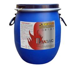 Огнезащитный состав тизол плазас купите в Екатеринбурге, Челябинске – цена от 61 ₽/кг в розницу | ОПТом скидки – дёшево 👍