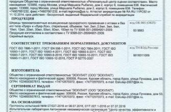 Сертификат соответствия на шприцы получение и регистрация в Центре сертификации продукции ФЦСМ ГОСТ СТАНДАРТ с 1999 года!