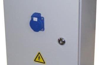 Купить Ящик с понижающим трансформатором ЯТП 0.25 220/36В (2 авт. выкл.) IEK MTT12-036-0250 оптом, цена